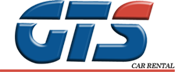GTS CAR RENTAL Logo