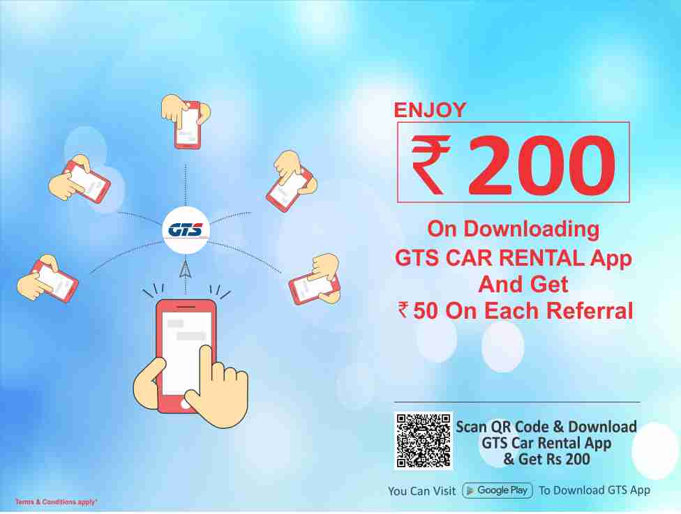 Download Gts Car Rentals app