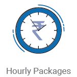 Hourly cab Package
